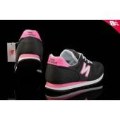 new balance sneakers dames grijs roze