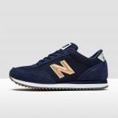 new balance sneakers donkerblauw