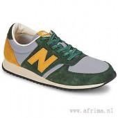 new balance u420 schoenen olijf