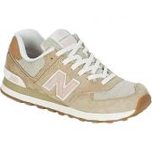 new balance wl574 beige rosa