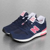 zwarte new balance dames sale