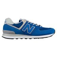 new balance blauw grijs