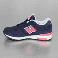 new balance blauw roze