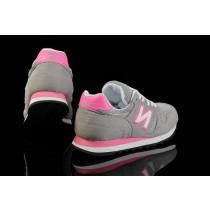 new balance grijs roze dames
