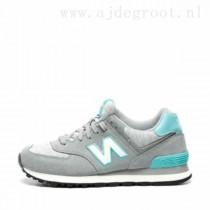 new balance roze grijs blauw