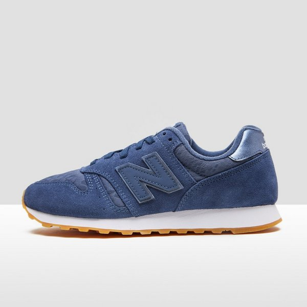 new balance dames sneakers blauw