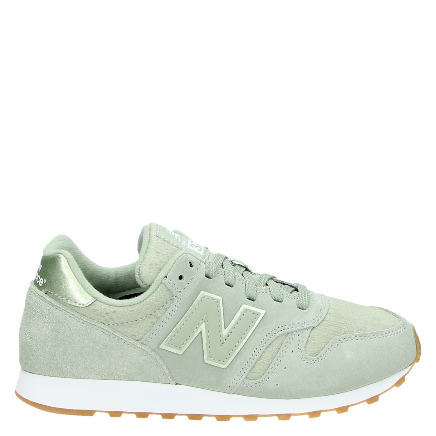 new balance sneakers wit dames
