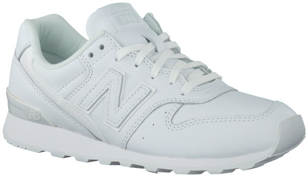 witte new balance dames